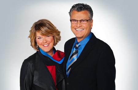 Bill and Carolyn