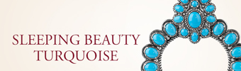 Sleeping Beauty Turquoise Collection