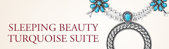 Sleeping Beauty Turquoise Suite Collection