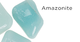 Genuine Amazonite Gemstones