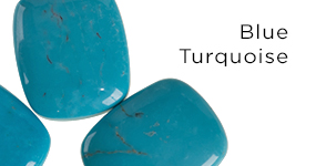 Genuine Blue Turquoise Gemstones