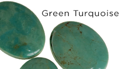 Genuine Green Turquoise Gemstones