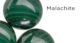 Genuine Malachite Gemstones