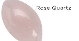 Genuine Rose Quartz Gemstones