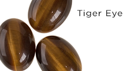 Genuine Tiger Eye Gemstones