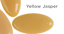 Genuine Yellow Jasper Gemstones