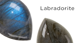 Genuine Labradorite Gemstones